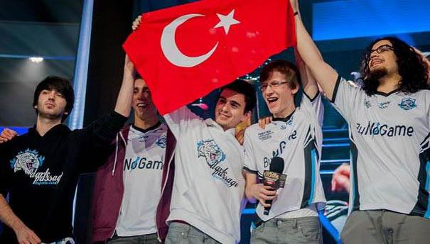 Türkiye E Spor LOL