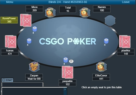 CS:GO Poker Siteleri